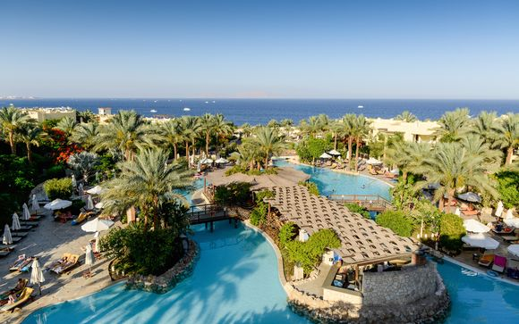 The Grand Hotel Sharm 5*