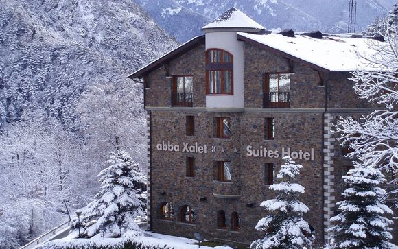 Abba Xalet Suites Hotel 4*