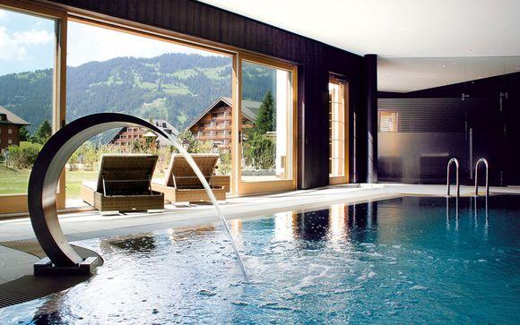 Chalet Royalp Hotel Spa 5 Villars Up To 70 Voyage Prive