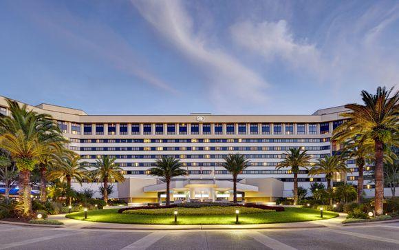 Hilton Orlando Lake Buena Vista 4*