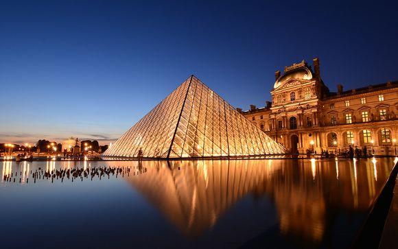Destination...Paris, Louvre-Tulieries