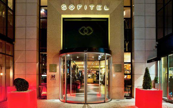 Hotel Sofitel Lisbon Liberdade 5*