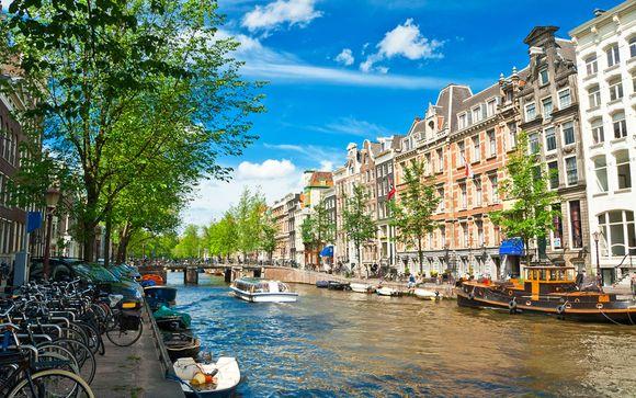 Destination...Amsterdam, Canal Belt