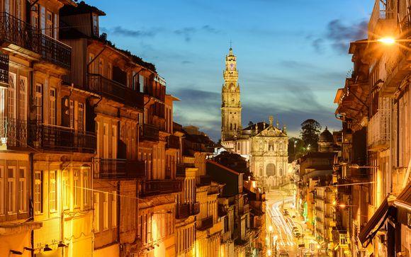 Destination...Porto, Historical Centre