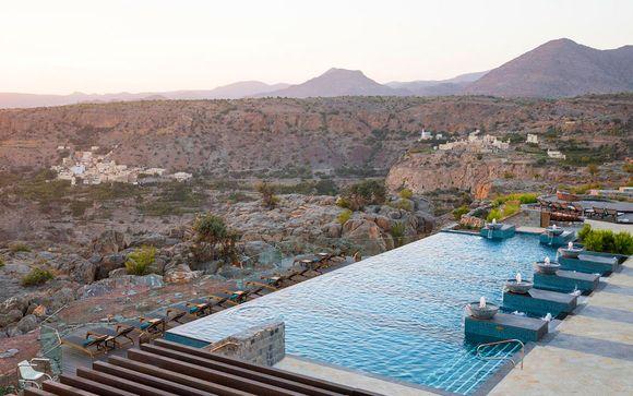 Anantara Al Jabal Al Akhdar Resort 5*