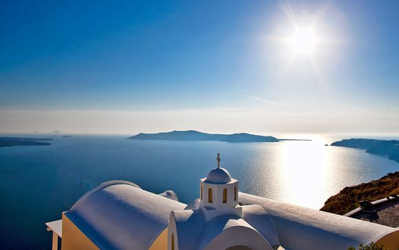 Greek Island Hopping 4*