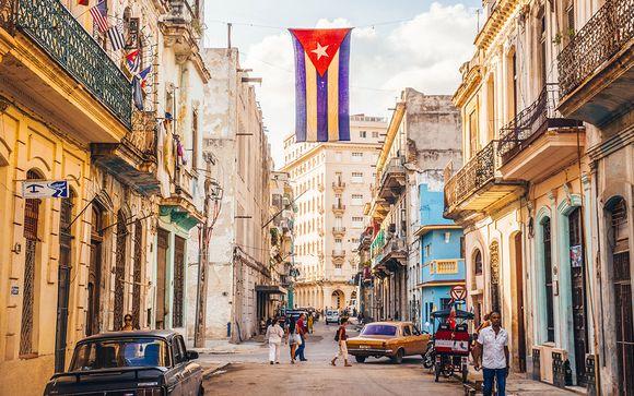 Homestyle Havana, Santa Clara, & Ocean Casa del Mar 5*