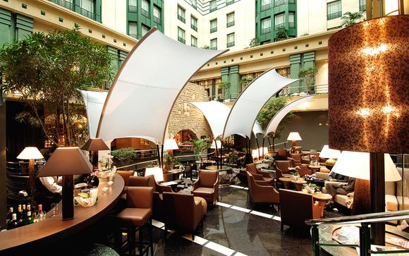Modern Hotel 5 Minutes from La Grand Place