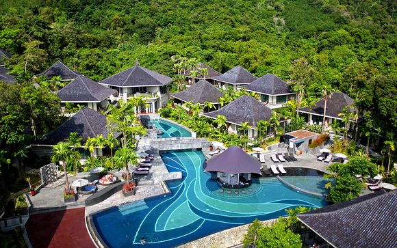 Mandarava Resort & Spa 5*