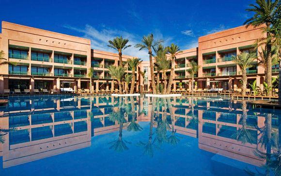 Hotel du Golf Marrakech 5*