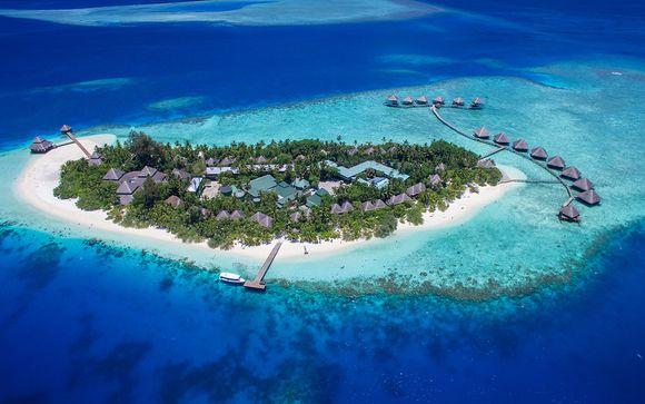 Adaaran Club Rannalhi Maldives 4*