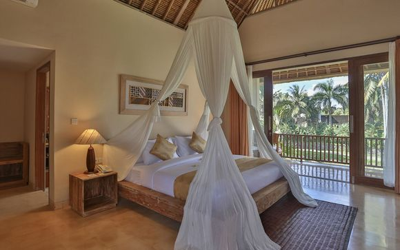Sankara Resort Ubud 4*