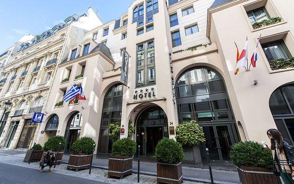 Hotel Opéra Cadet 4*