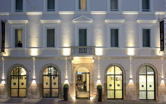 Rome Times Hotel 4*