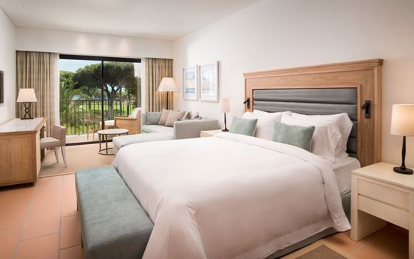 Pine Cliffs Ocean Suites 5*