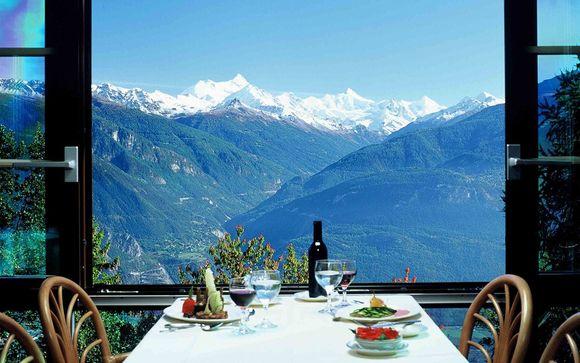Hotel Le Mont Paisible 3*