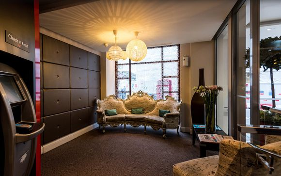 Every Hotel Piccadilly 4*