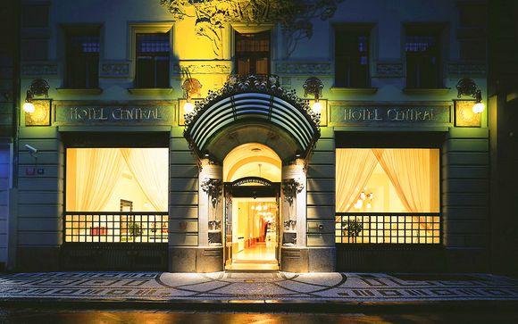 Art Deco Elegance in the City Centre
