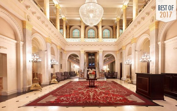 Historic Grandeur Surrounded by Attractions