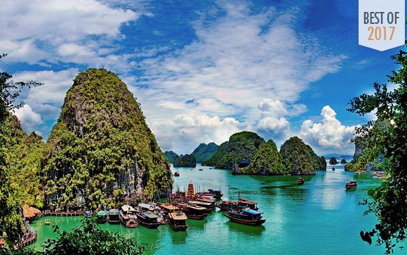 Captivating Culture of Vietnam with Optional Dubai Stopover
