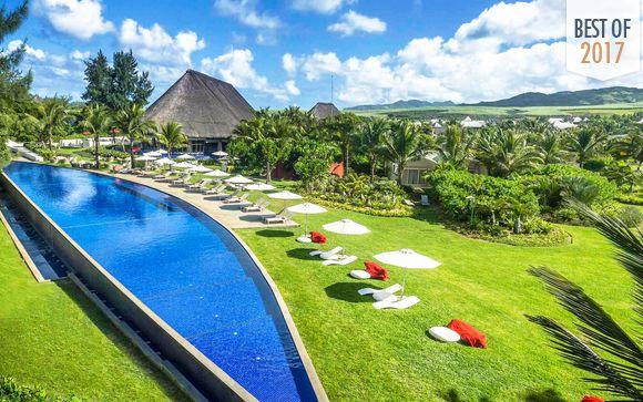 Full Board Lushury Room in Mauritian Paradise