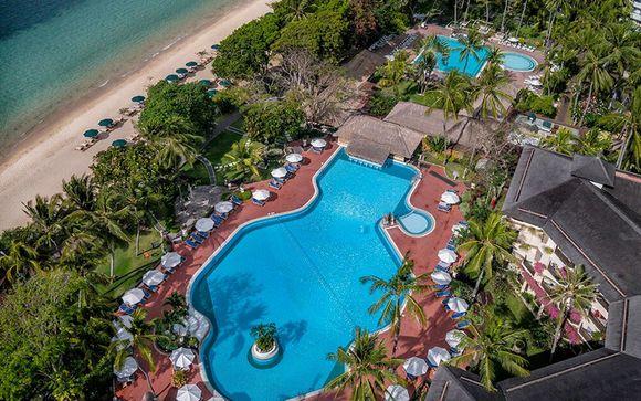 Prama Sanur Beach Resort 4*