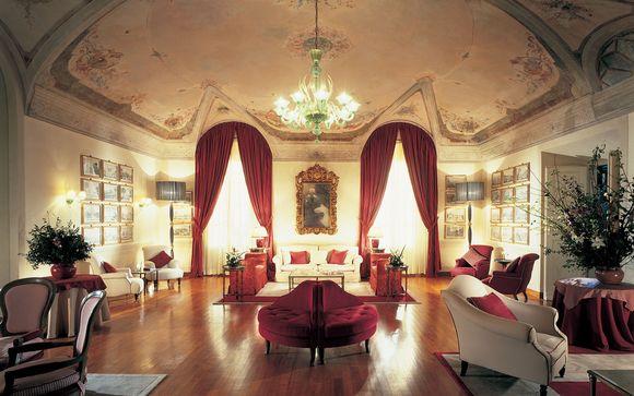 19th Century Tuscan Spa Villa