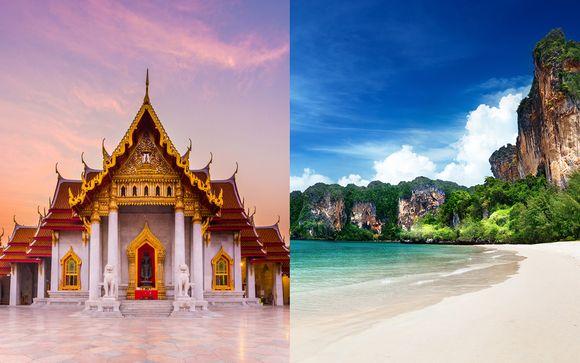Column Bangkok 4* & The Elements Krabi 4*