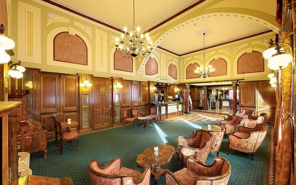Hotel Bellevue Wien 4*