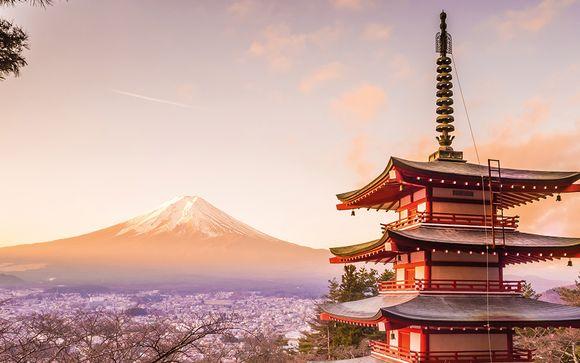 Glittering Tokyo, Spiritual Kyoto & Enchanting Kinosaki