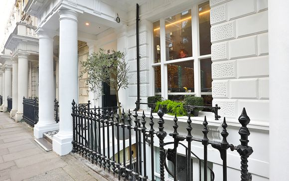 Boutique Hotel London Near Royal Albert Hall