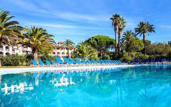 Soleil Vacances Hotel Saint Tropez 4*