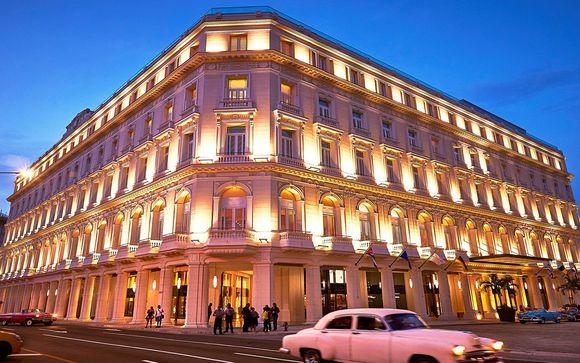 Gran Hotel Manzana Kempinski La Habana 5*