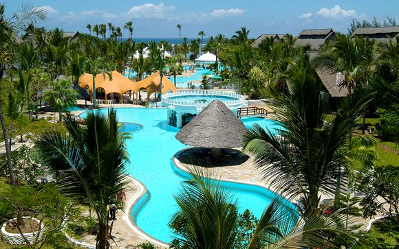Southern Palms Beach Resort 4* & Safari