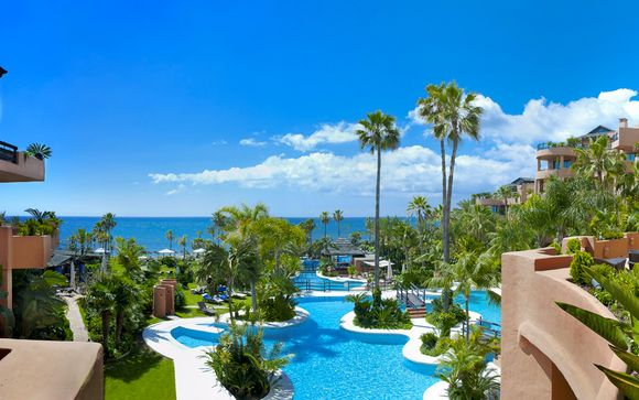 Stylish Stay on the Costa Del Sol