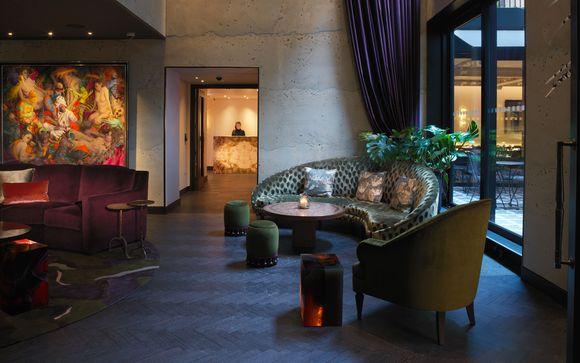 Glamorous Hotel Near Oxford Street