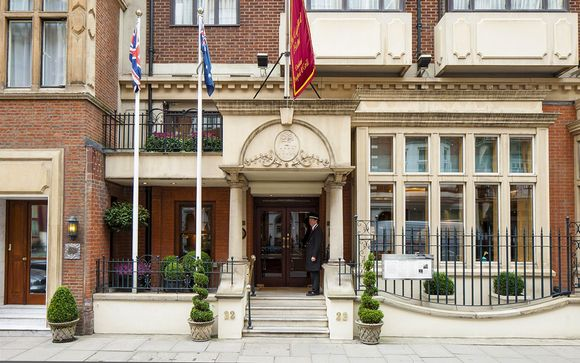 Knightsbridge Apartments @ The Capital 5*