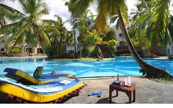 Sarova Whitesands Beach Hotel Safari