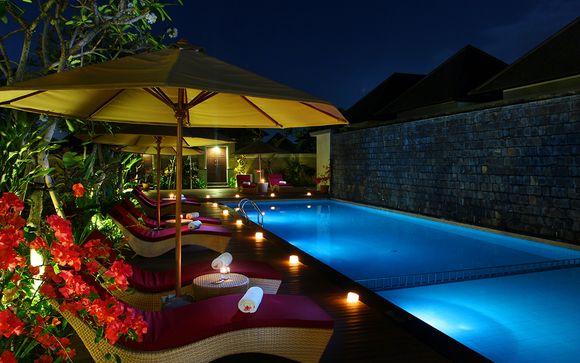 Transera Grand Kancana Villas Bali 4* & Optional So Sofitel 5*
