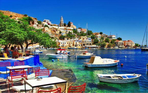 Explore the Azure Aegean Seas