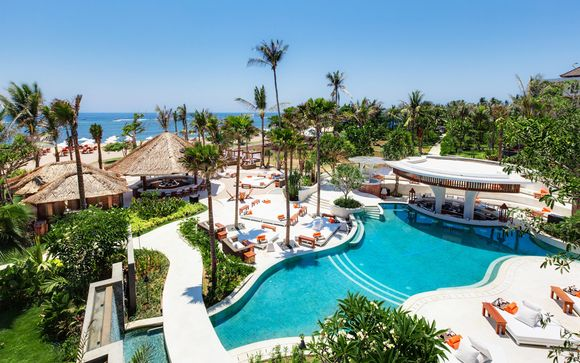 5* Bali Twin Centre with Optional Singapore Stopover