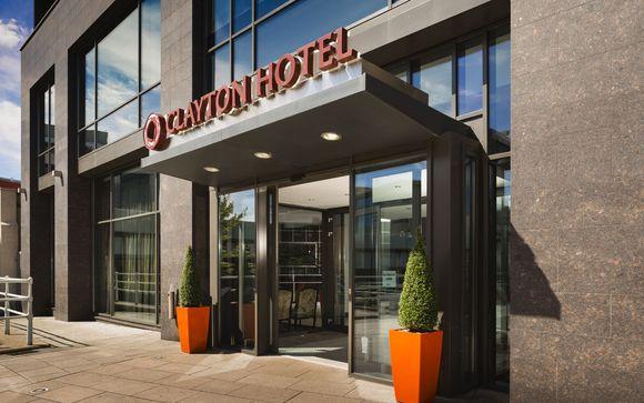 Clayton Hotel Cardiff 4*