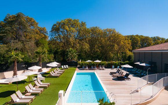 Vichy Thermalia Spa Hotel 4*
