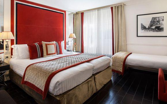 Hotel Castille Paris 5*