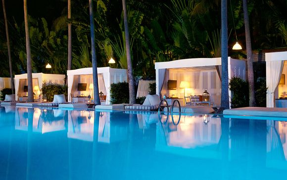 Delano Hotel South Beach 5 Optional Ac By Marriott New York Times Square