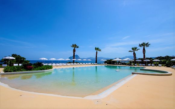 Hotel Tonnara di Bonagia 4*
