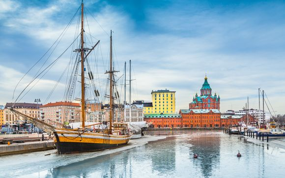 Helsinki & Stockolm City Break