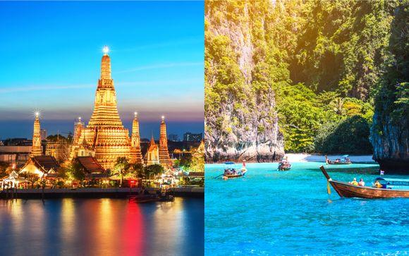 Somerset Park Suanplu 4* & Panan Krabi Resort 4*