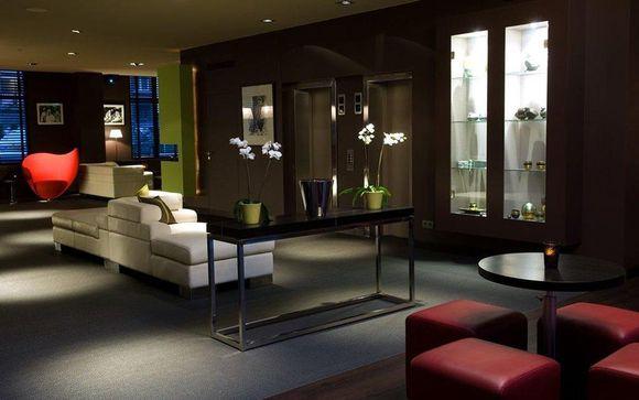 Martin's Brussels EU Hotel 4*