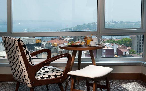 The Marmara Pera Hotel 4*